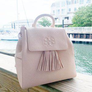 Tory Burch Thea Mini Backpack Light Pink